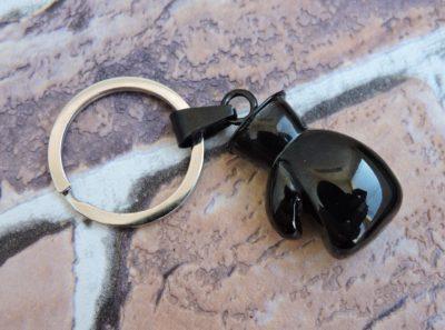 Брелок боксерсакая перчатка на ключи