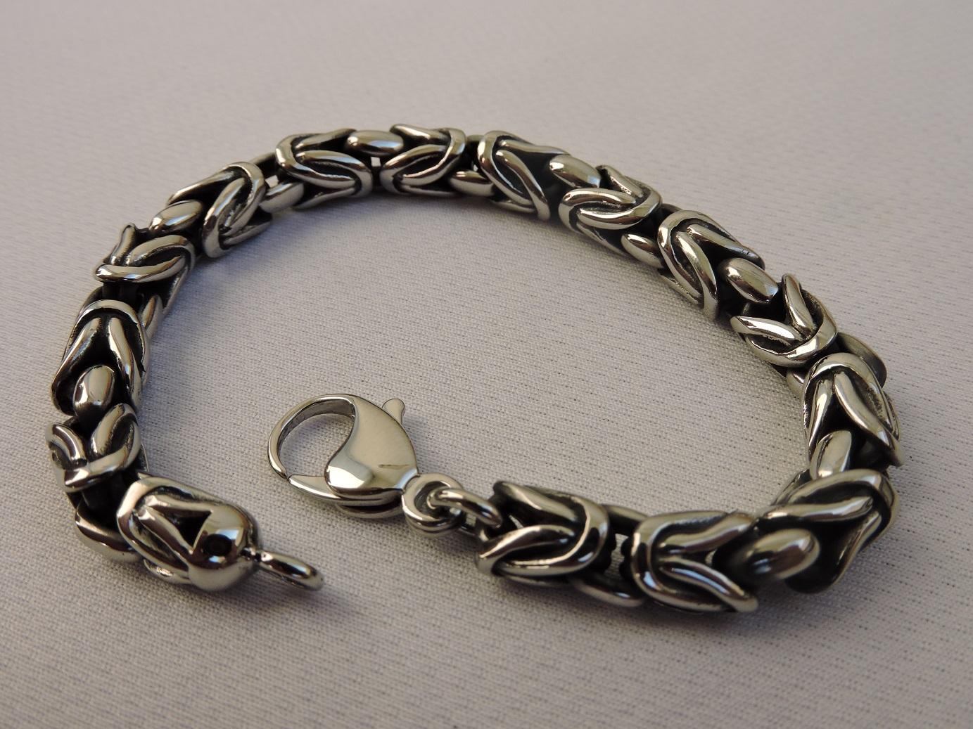 Лисий хвост браслет