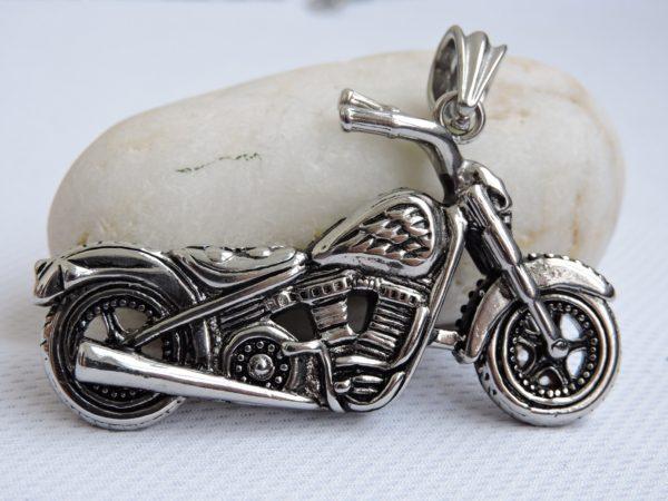 Кулон мотоцикл