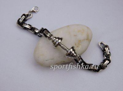 Оригинальный браслет для спортсмена
