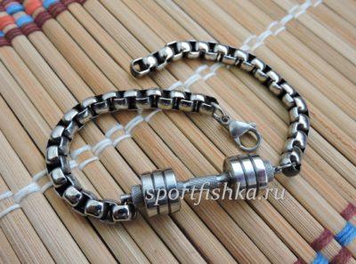 Подарок тренеру мужчине, браслет для спортсмена