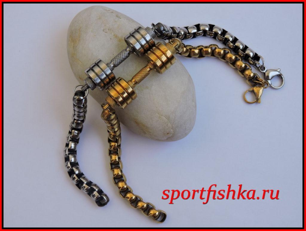 Подарок мужчине на день рождения браслет для спортсмена