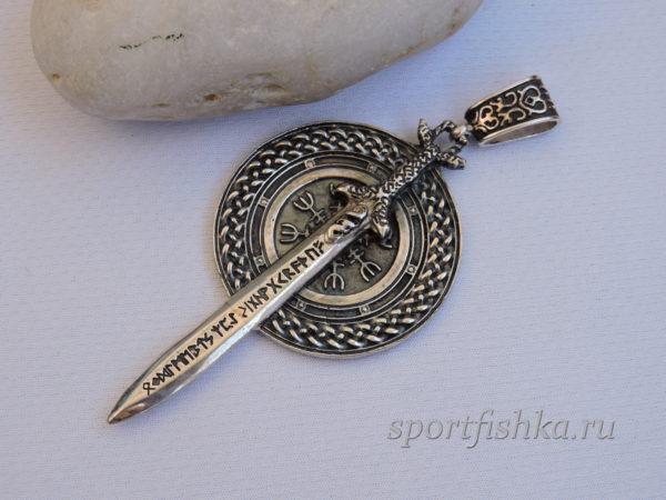 Славянские обереги меч и щит