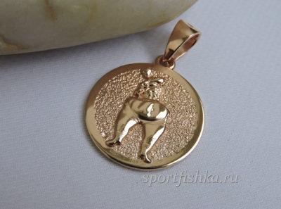 Спортивные аксессуары золото