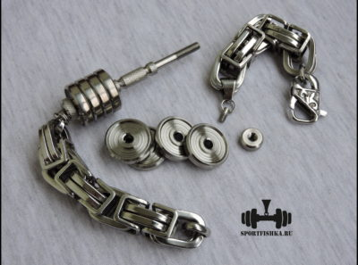 Оригинальный подарок для мужчины большой браслет