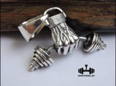 Мужской подарок из серебра купить
