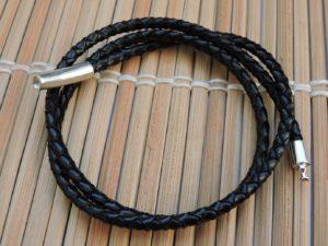 Надежный кожаный шнур