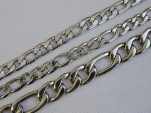 Брутальные цепи из стали