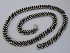 Стильная мужская цепь