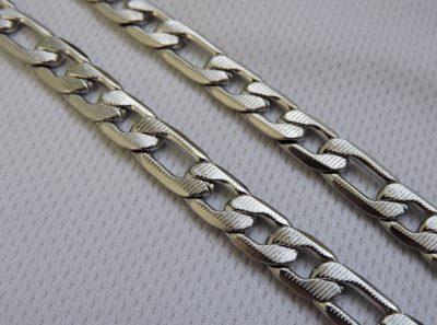 Стильная цепь из нержавеюще стали
