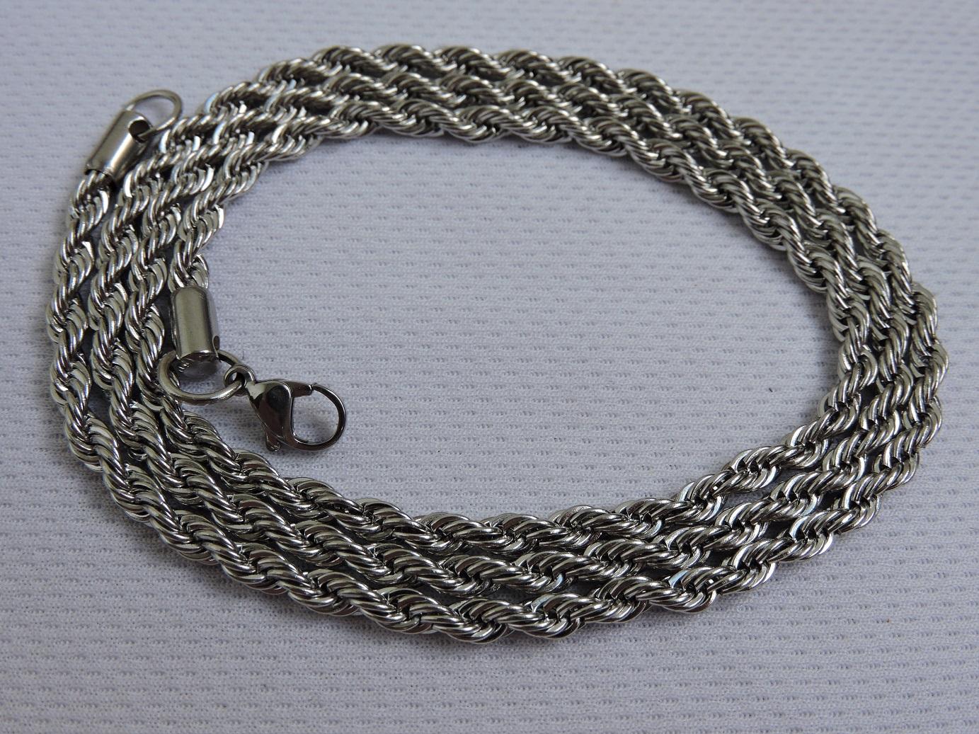 Плетенная цепь