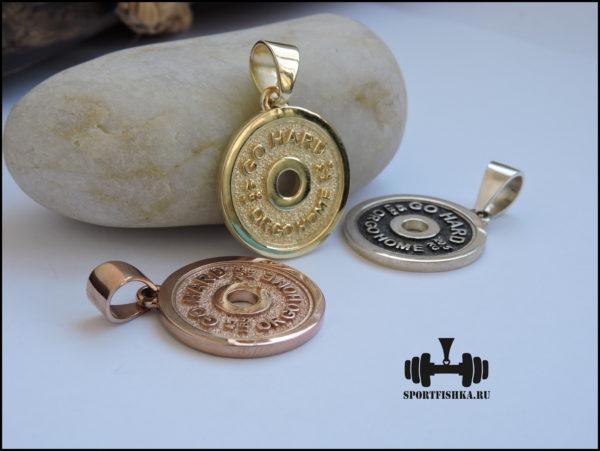 Спортивные подарки из золота и серебра доставка