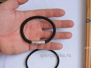 Кожаные браслеты фото