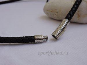 Кожаный шнур фото