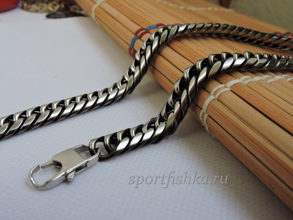 Оригинальные плетения цепочек