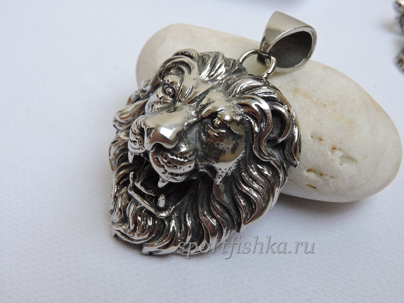 Подвеска кулон лев