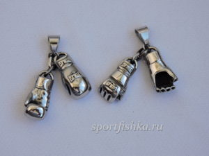 Кулон боксерские перчатки Кулон шингарды
