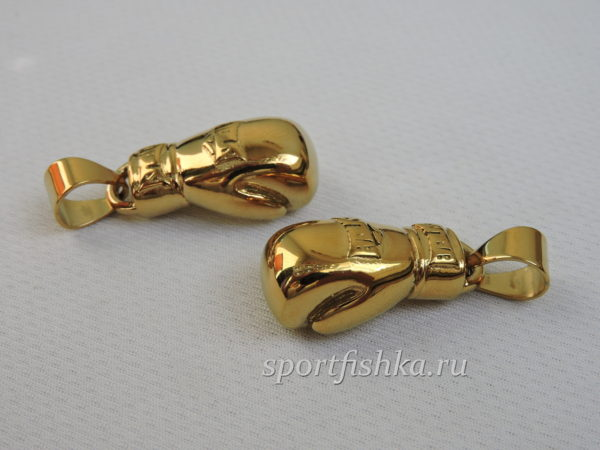 Золотые перчатки, подарок боксеру тренеру