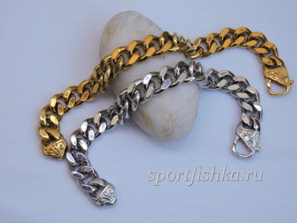 Мужские стальные браслеты купить