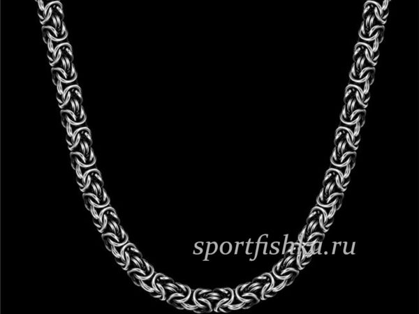 Византия цепочка из стали