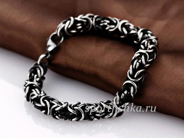 Купить стальной браслет женский