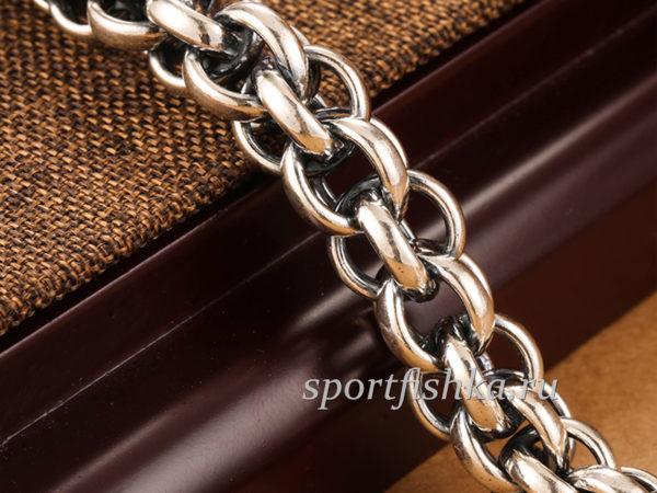 Мужские серебряные браслеты магазины