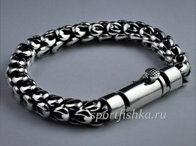 Оригинальное плетение мужских браслетов
