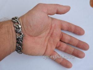 Что подарить мужчине браслет нержавеющая сталь
