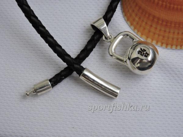 Что подарить мужчине серебряная гиря