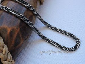 Бижутерия для мужчин цепочка из стали под кулон