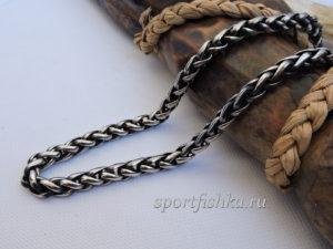 Что подарить мужчине цепочка из стали оригинальная