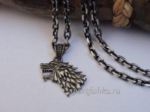 Оберег волка славянский