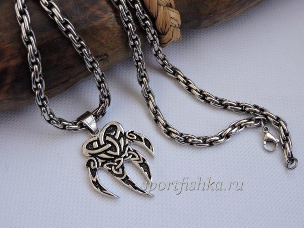 Славянские обереги лапа рысь сталь