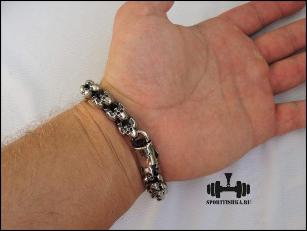 Мужские браслеты для спортсмена купить
