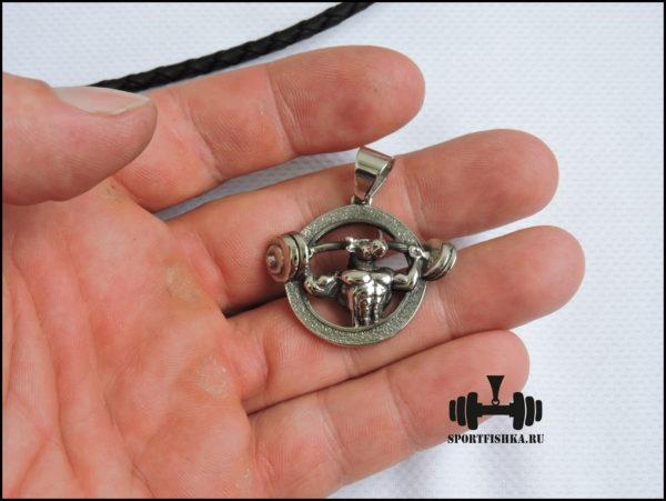 Оригинальный подарок для мужчины кулон бык