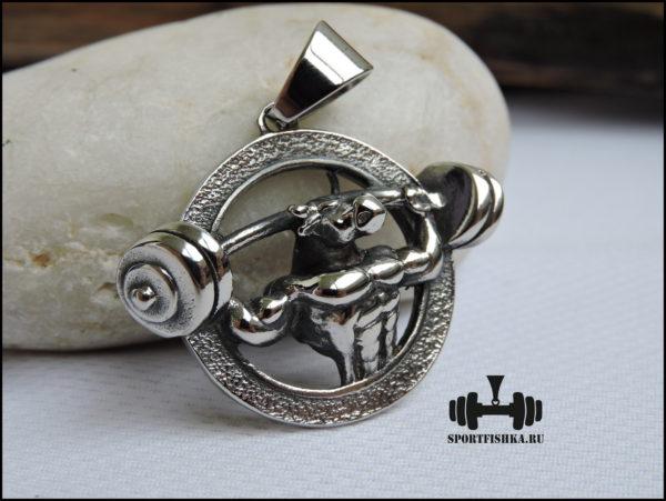 Оригинальный подарок для мужчины кулон быка