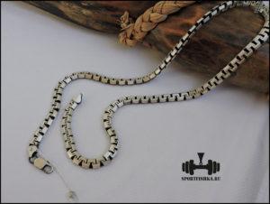 Греческое плетение цепочки купить