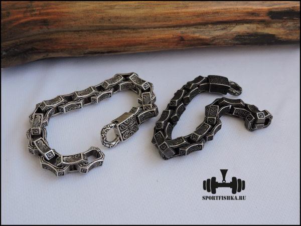 Браслеты ювелирная нержавеющая сталь