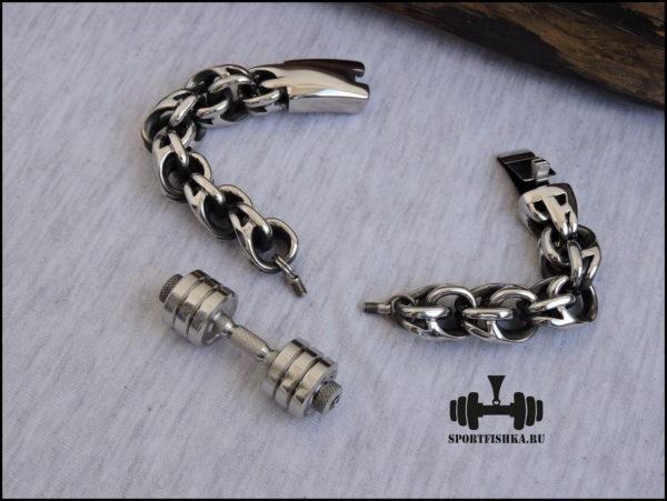 Спортивные подарки мужские браслеты