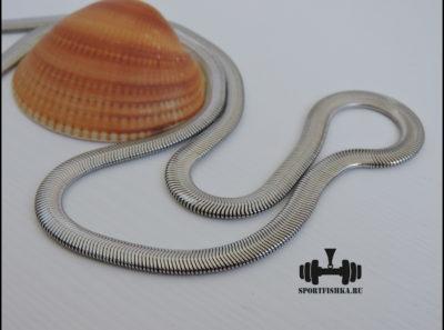Женская цепочка из стали 60 см
