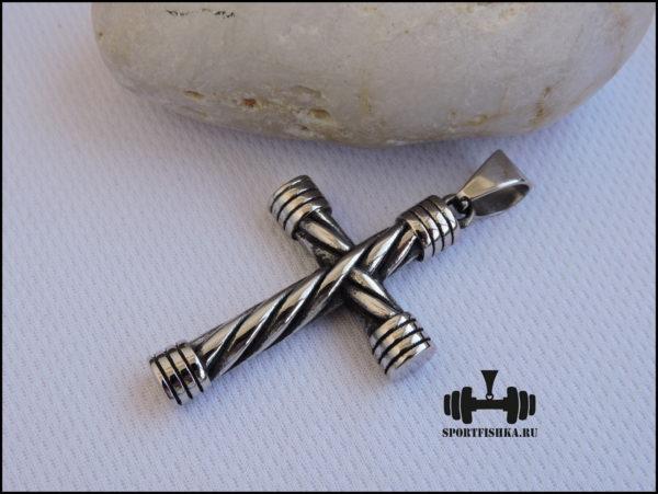 Крест сталь