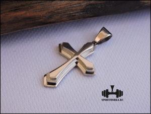 Крестик из стали картинка