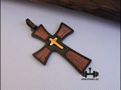 Цепочки крестики из стали