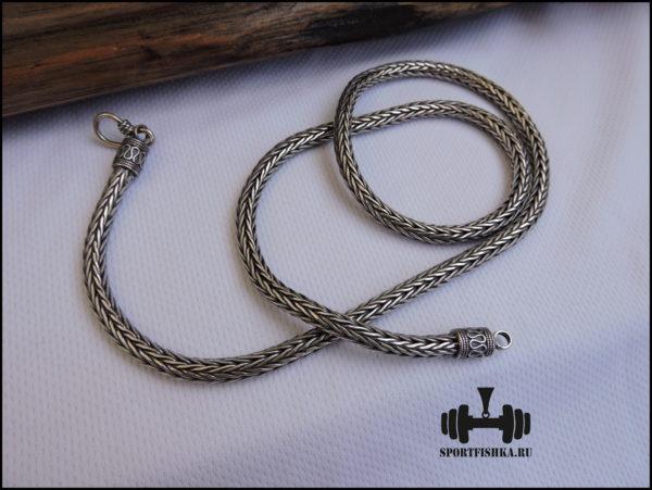 Цепочка серебряная оригинальная